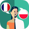 French-Polish Translator icon