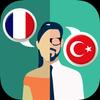 French-Turkish Translator ikona