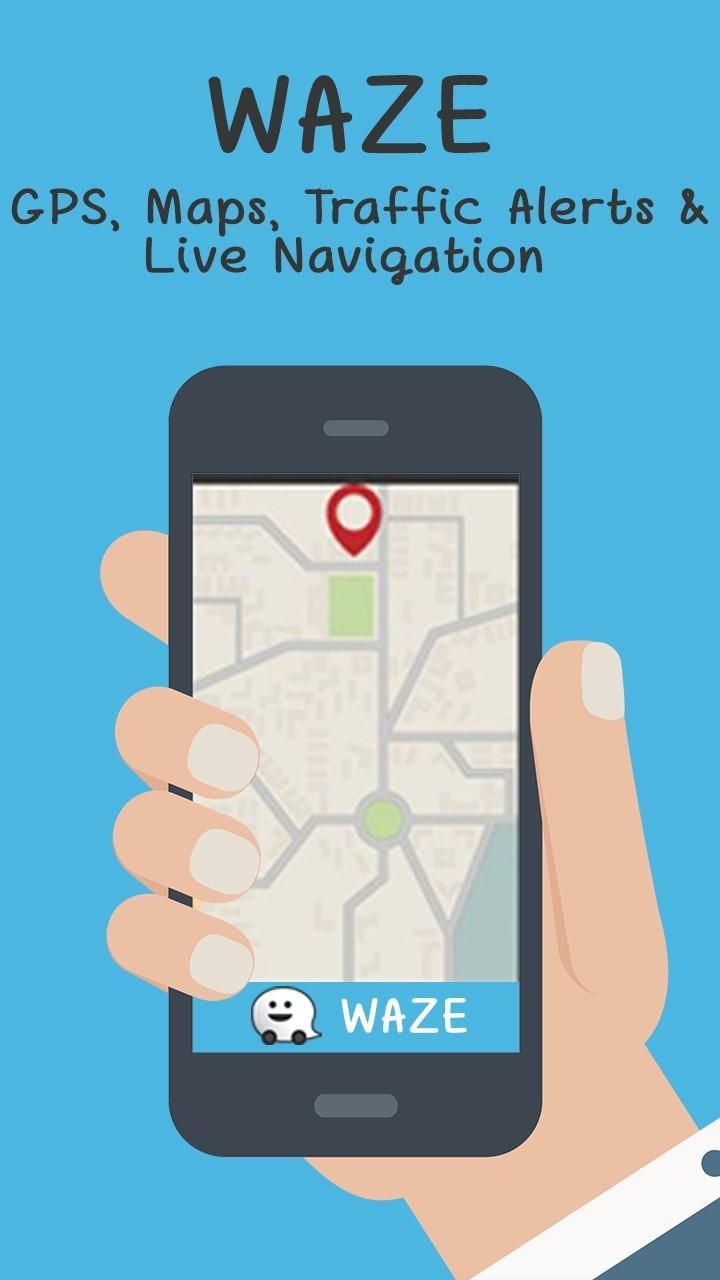 Guide Waze - Gps Navigation & Maps for Android - APK Download