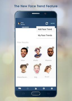 OBuddy Free Message & Stickers apk screenshot