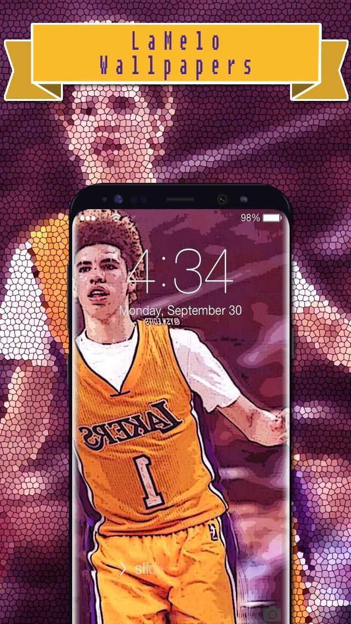 Wallpaper Lamelo Ball For Android Apk Download