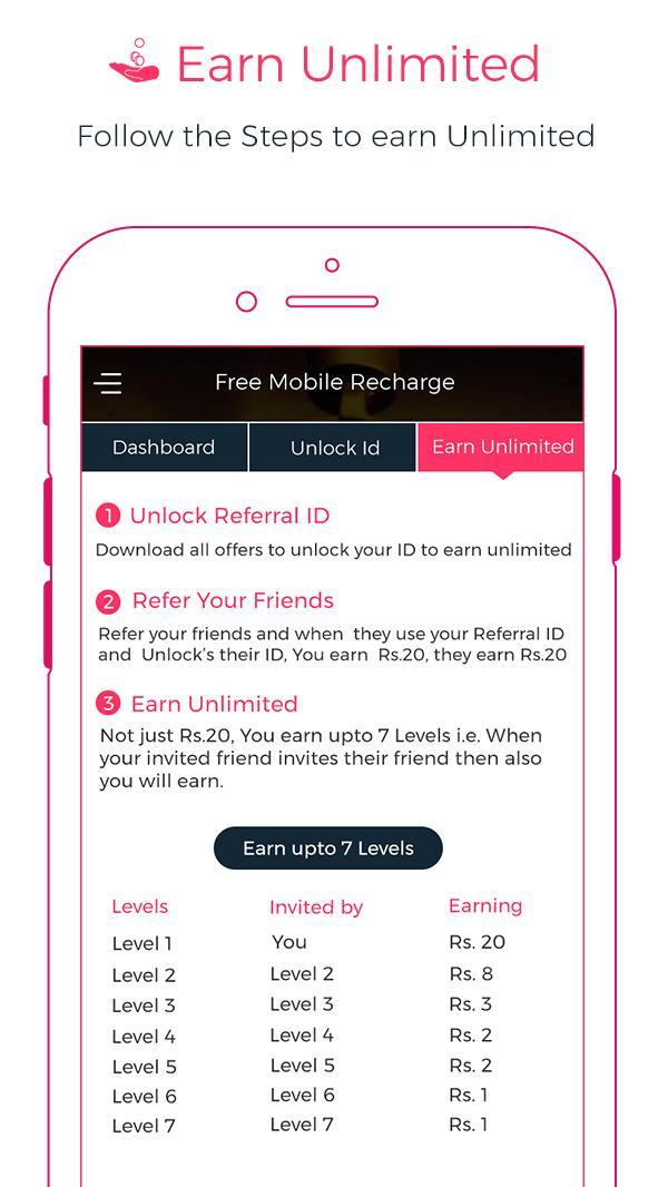 Mobile Recharge Mod Apk