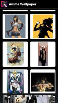 Anime Wallpapers Manga Photos apk screenshot