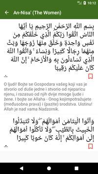 Quran - Bosnian Translation screenshot 16