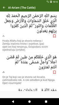 Quran - Bosnian Translation screenshot 17