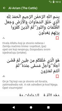 Quran - Bosnian Translation screenshot 5