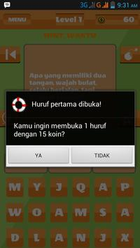 Tebak Kata Deluxe apk screenshot