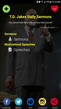 T D  Jakes Daily Sermons for Android - APK Download