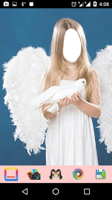 Angel Selfie Photo Frames APK Download - Free Photography APP for ...