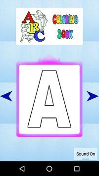 ABC Kids Coloring Book screenshot 5