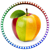 Fruits Coloring Kids Learning icon