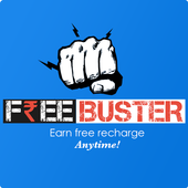 Free Buster - Mobile Recharge icon