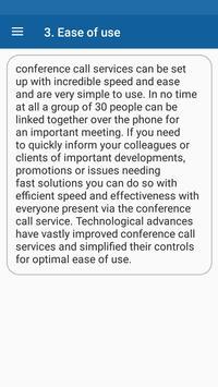 Conference Call screenshot 4