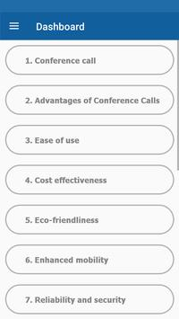 Conference Call poster