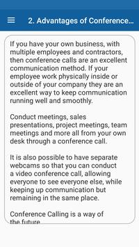 Conference Call screenshot 3