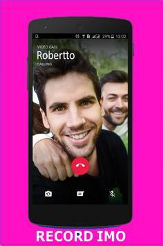 speed free call video beta message chat oImoo live apk screenshot