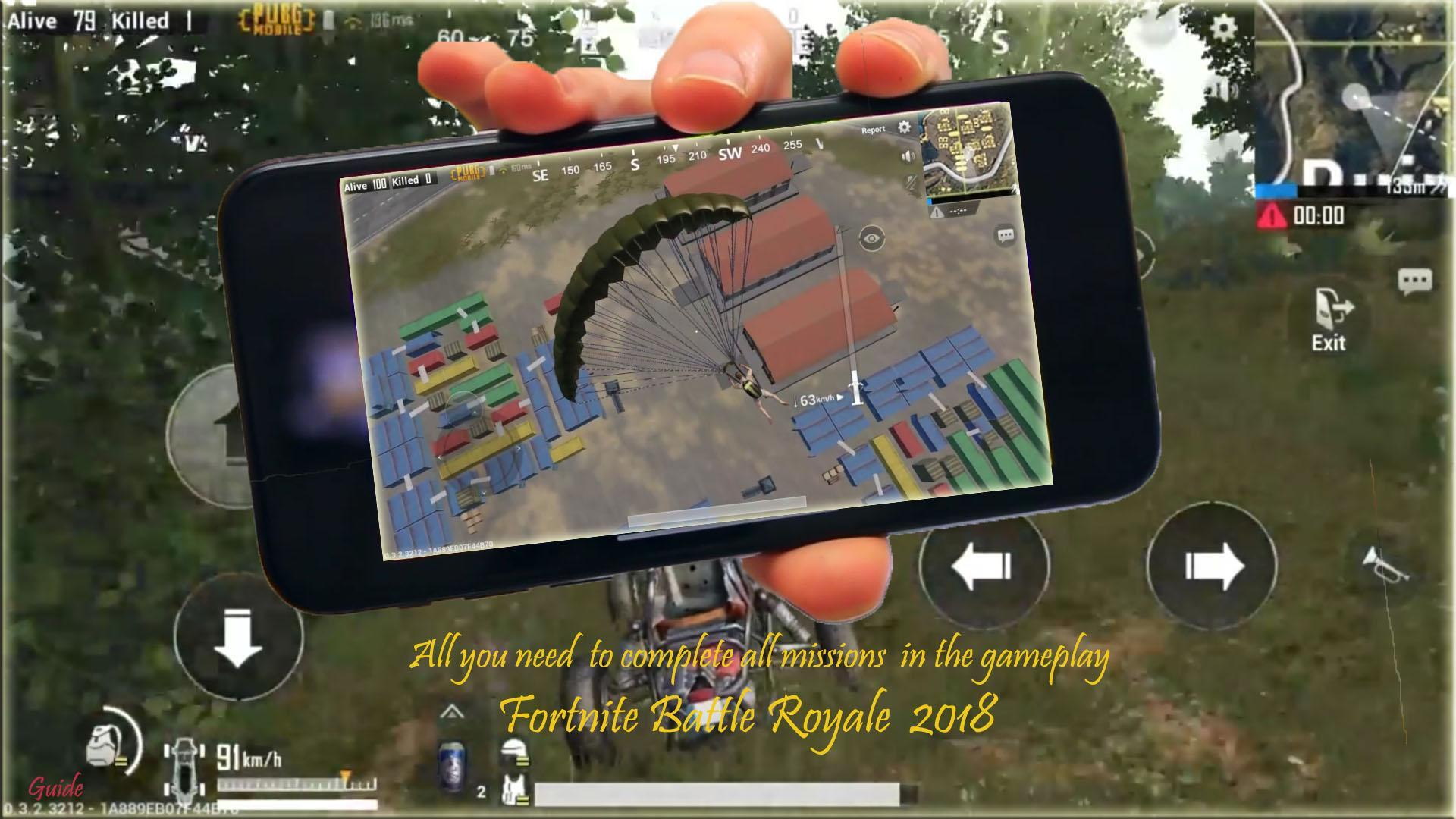 New PUBG Mobile Tricks for Android - APK Download