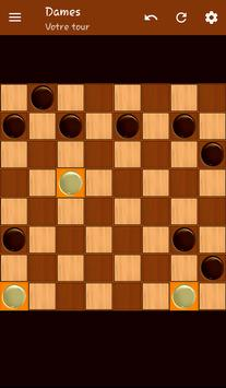 Free Checkers - Dames screenshot 1