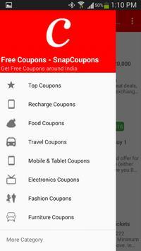 Free Coupons apk screenshot