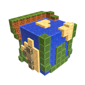 Minecraft pixel gun - сrafting new world craft icon