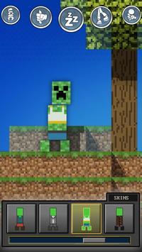 Minecraft pixel gun - сrafting new world craft screenshot 3