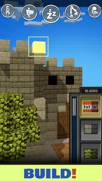 Minecraft pixel gun - сrafting new world craft screenshot 2