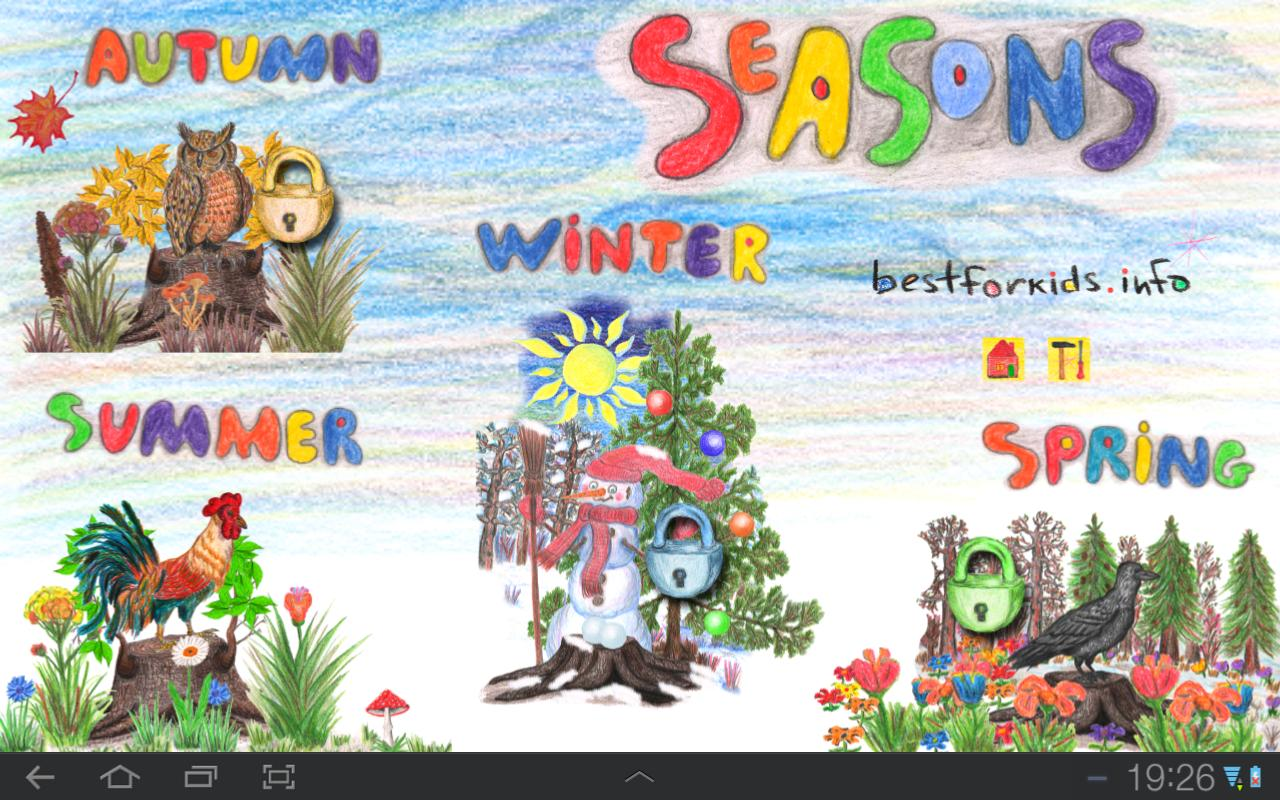 Seasons For Android