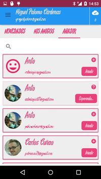 Share your weight apk screenshot