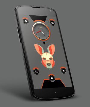 FREEBR-KLWP apk screenshot