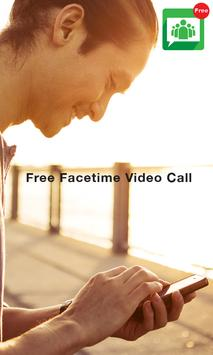 Free Facetime Video Call poster