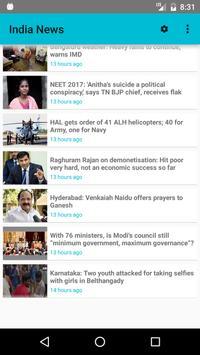 India News apk screenshot