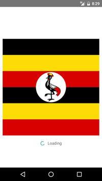 Uganda News poster