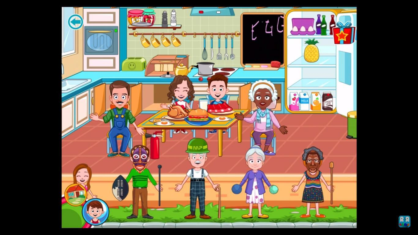 Free My Town Grandparents Tips for Android   APK Download