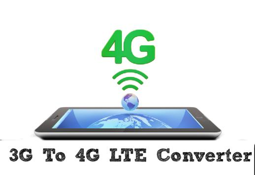 3G To 4G LTE converter - prank apk screenshot
