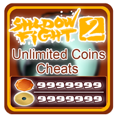 Cheat For Shadow Fight  prank icon