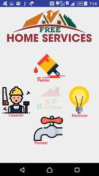 FreeHomeServices poster