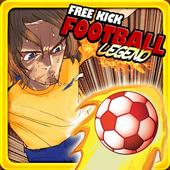 Free Kick Football Kickoff icon