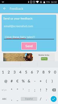 Fairy Tales apk screenshot