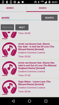 FreeLegal - Music Download screenshot 1
