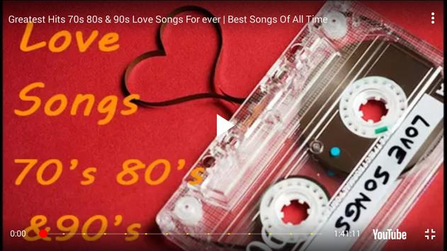 Top Music 70s 80s 90s Classic Songs Radio Hits Poster