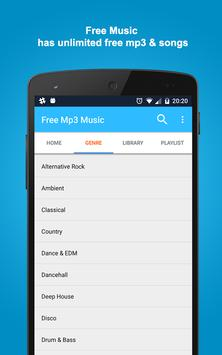 Free Music - Freesound apk screenshot