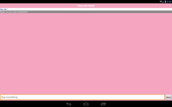 lesbians adult chat ( girls ) apk screenshot