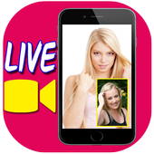 Video Call Live Chat X Random Talk Streaming guide icon