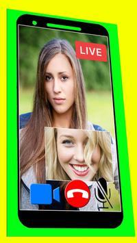 Video Call Live Chat X Random Talk Streaming guide screenshot 1