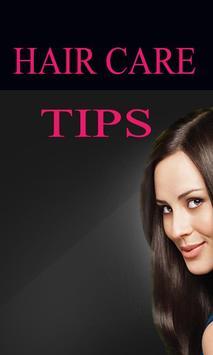Hair Care Tips Urdu poster