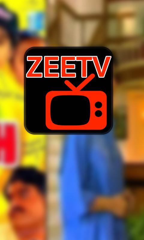 Zee tv live channel free download
