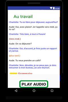 Go learn french screenshot 7
