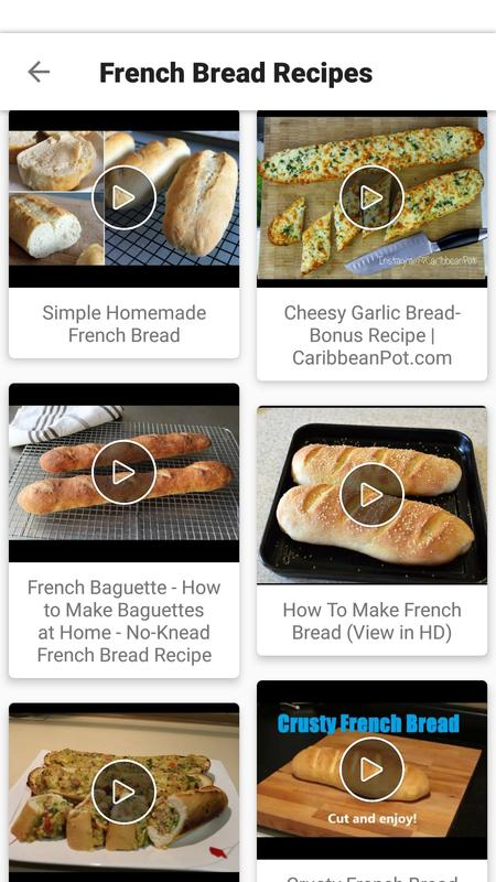 French food recipes videos easy best healthy descarga apk french food recipes videos easy best healthy captura de pantalla de la apk forumfinder Images