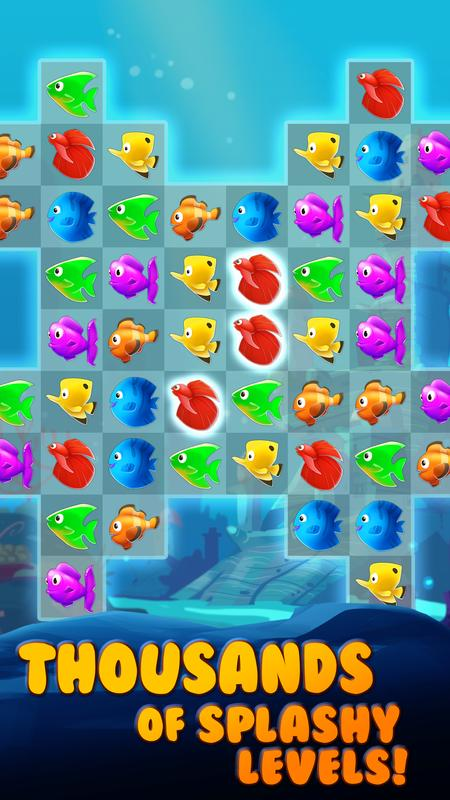 Fish frenzy match 3 apk fish frenzy match 3 apk for Ok google plenty of fish