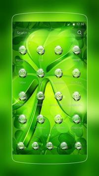 Green Nature Clover apk screenshot